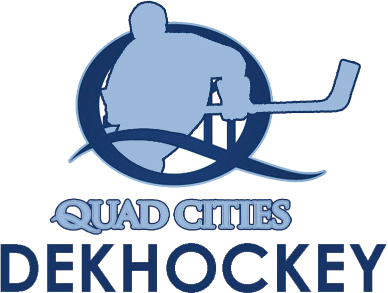 Quad Cities DekHockey Logo